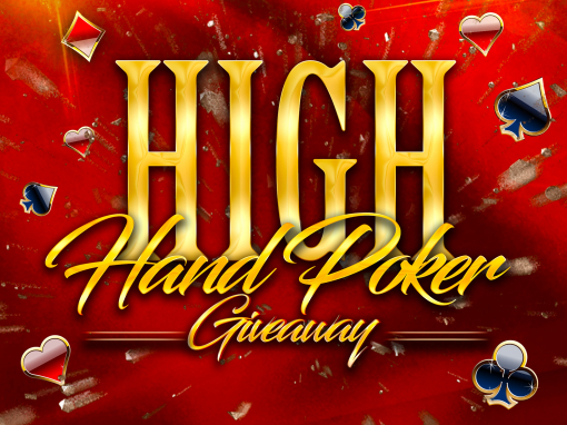 High Hands Poker Giveaway
