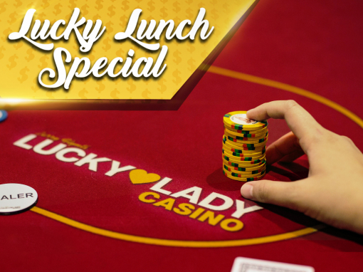 Lucky Lunch Special