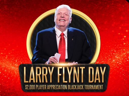 Larry Flynt Day $2,000 Blackjack Tournament